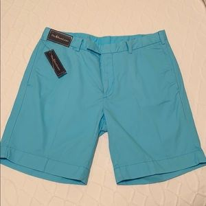 NWT Polo Ralph Lauren Classic Blue Shorts - Sz 32